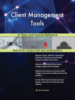 Client Management Tools A Clear and Concise Reference