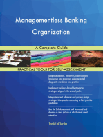Managementless Banking Organization A Complete Guide