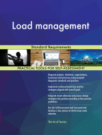 Load management Standard Requirements