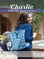 Charlie kraft-tex Backpack Pattern