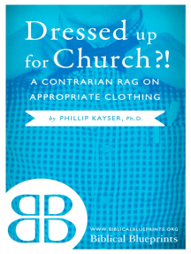 Dressed up for Church?!