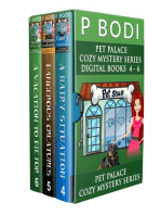Pet Palace Series Books 4-6