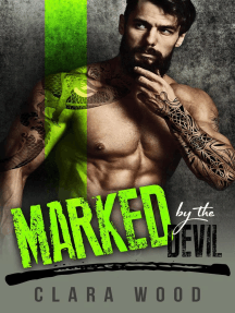 Marked by the Devil: A Bad Boy Motorcycle Club Romance (Free Riders MC)