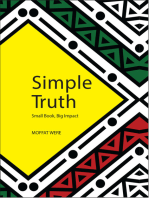 Simple Truth Small Book, Big Impact.