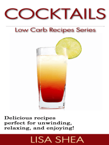 Cocktails: Low Carb Recipes
