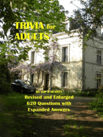 Trivia for Adults