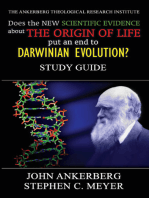 Does the New Scientific Evidence about the Origin of Life Put an End to Darwinian Evolution?