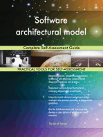 Software architectural model Complete Self-Assessment Guide