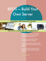 BYOS — Build Your Own Server Complete Self-Assessment Guide