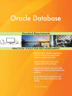 Oracle Database Standard Requirements