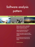 Software analysis pattern Complete Self-Assessment Guide