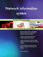Network information system Standard Requirements