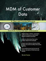 MDM of Customer Data A Clear and Concise Reference