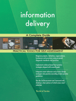 information delivery A Complete Guide