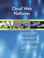 Cloud Web Platforms Standard Requirements