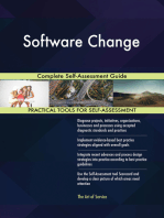 Software Change Complete Self-Assessment Guide