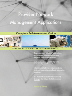 Provider Network Management Applications Complete Self-Assessment Guide