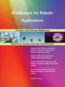 Middleware for Robotic Applications A Clear and Concise Reference