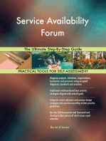 Service Availability Forum The Ultimate Step-By-Step Guide
