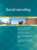 Social recruiting A Clear and Concise Reference