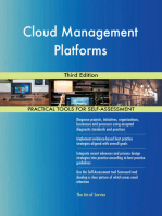 Cloud Management Platforms Third Edition