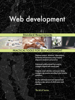Web development Standard Requirements