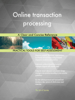 Online transaction processing A Clear and Concise Reference