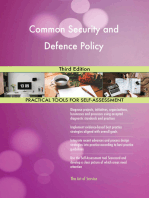Common Security and Defence Policy Third Edition
