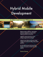 Hybrid Mobile Development A Clear and Concise Reference