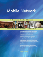 Mobile Network A Clear and Concise Reference
