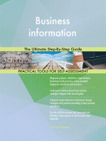Business information The Ultimate Step-By-Step Guide