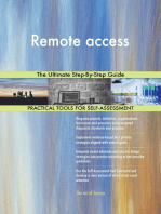 Remote access The Ultimate Step-By-Step Guide