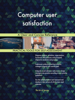 Computer user satisfaction A Clear and Concise Reference