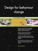 Design for behaviour change A Complete Guide