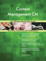 Content Management CM The Ultimate Step-By-Step Guide