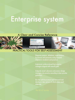 Enterprise system A Clear and Concise Reference