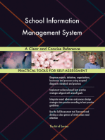 School Information Management System A Clear and Concise Reference
