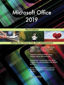 Microsoft Office 2019 Third Edition