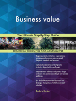 Business value The Ultimate Step-By-Step Guide