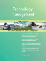 Technology management Third Edition
