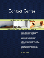 Contact Center A Clear and Concise Reference