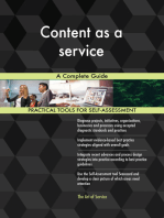 Content as a service A Complete Guide