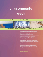 Environmental audit A Clear and Concise Reference