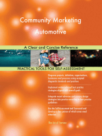 Community Marketing Automotive A Clear and Concise Reference