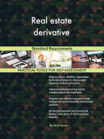 Real estate derivative Standard Requirements