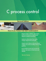 C process control Second Edition