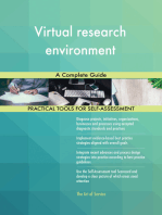 Virtual research environment A Complete Guide