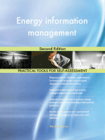 Energy information management Second Edition