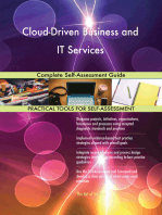 Cloud-Driven Business and IT Services Complete Self-Assessment Guide