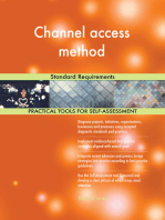 Channel access method Standard Requirements